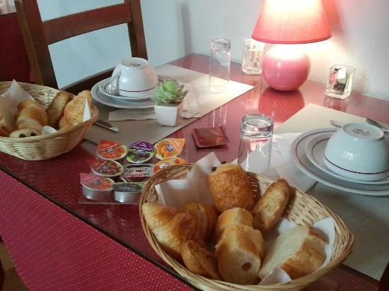 Hotel de Paris: La nostra colazione