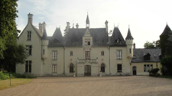 Chateau de Naze : Le Château