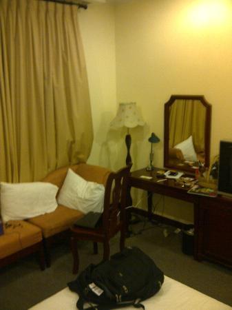 Rosaliza Hotel: hall