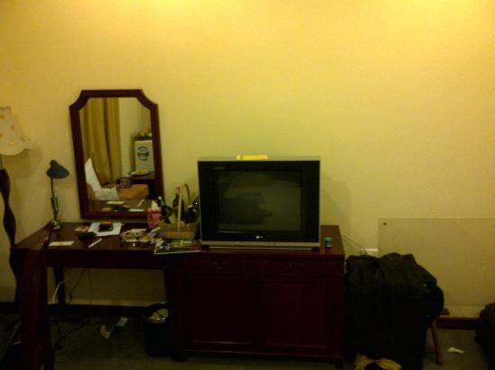 Rosaliza Hotel: hall3
