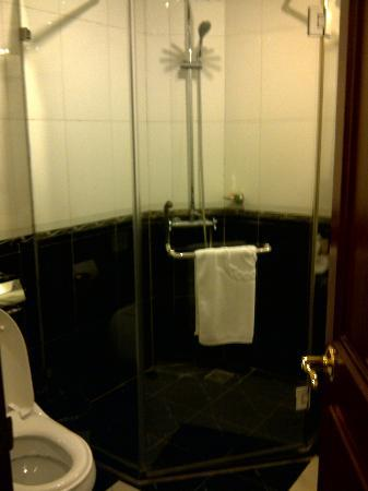 Rosaliza Hotel: bathroom