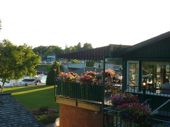 The Gananoque Inn and Spa: Restaurante do Hotel Gananoque In