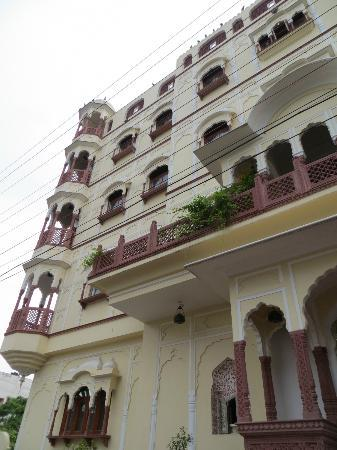 Pearl Palace Heritage - The Boutique Guesthouse: Hotel exterior