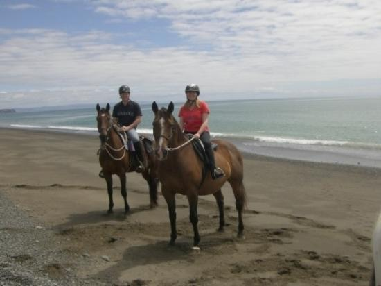 Boutique Horsetreks Day Tours: Christmas Eve beach ride