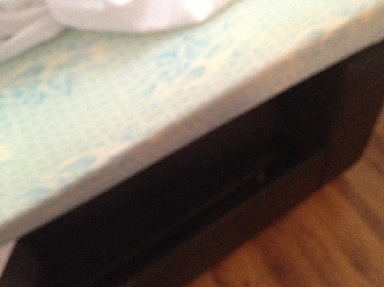 Apartamentos Coronado: Este es el colchon de la segunda cama principal