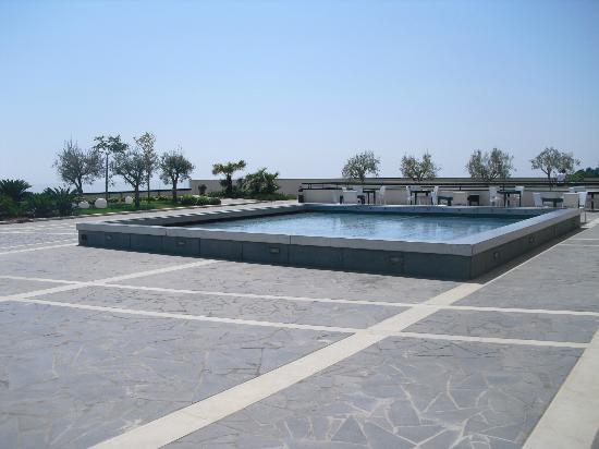 Hotel Esperia Palace: panorama dalla sala congressi