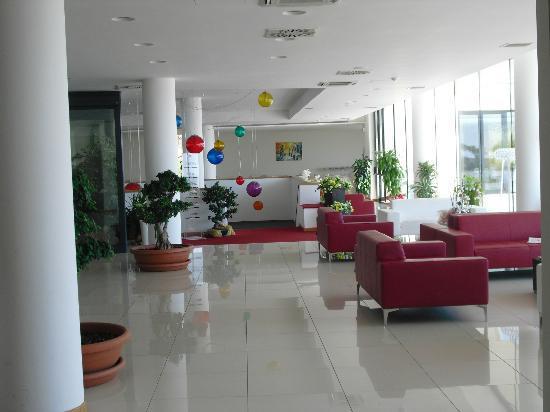 Hotel Esperia Palace: hall albergo