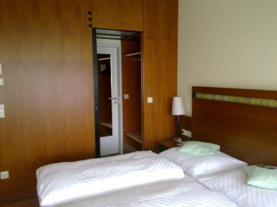 Hansa Apart-Hotel Regensburg: Room