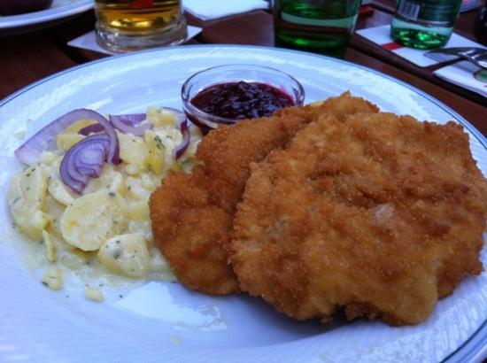 Klosterhof: La deliziosa Schnitzel