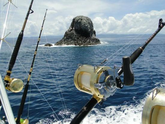 Coiba Island National Park: Coiba Island Sport Fishing