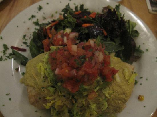 Tasty Harmony: El Burrito Blanco