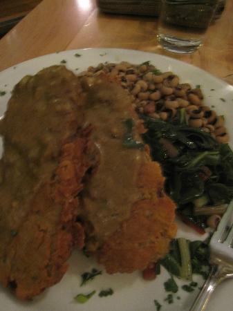 Tasty Harmony: Kentucky Fried Freedom, Mock Chicken Dinner