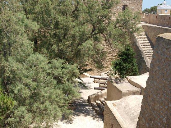 Kasbah of Hammamet: inside the kasbah