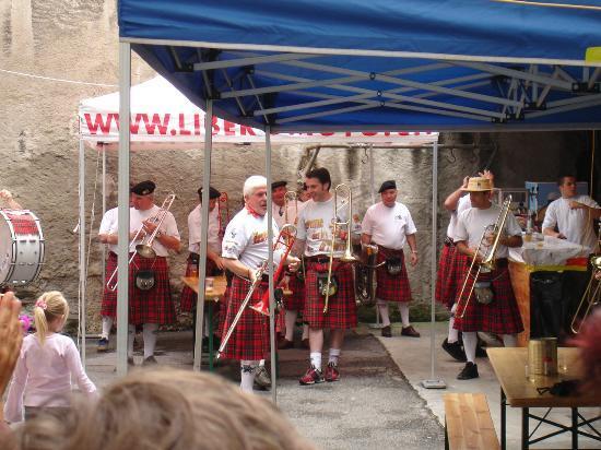 Restaurant et boulangerie Zenhäusern : Dia de feira em Sion