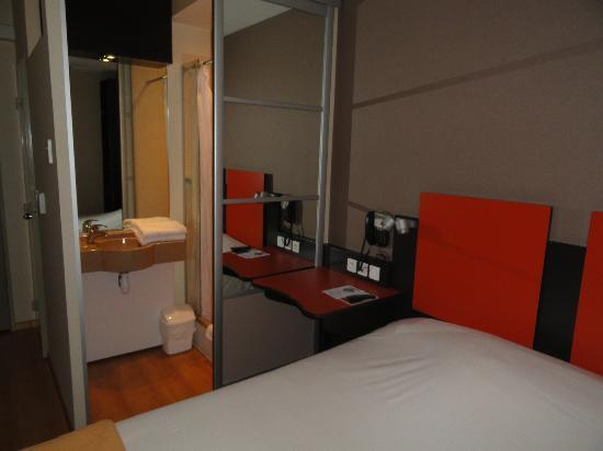 Ibis Budget Limoges Nord: room