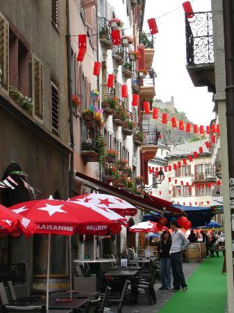 Restaurant et boulangerie Zenhäusern : Sion