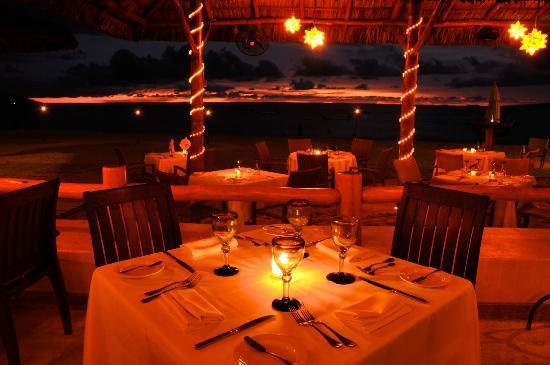 La Palapa: Sunset dining
