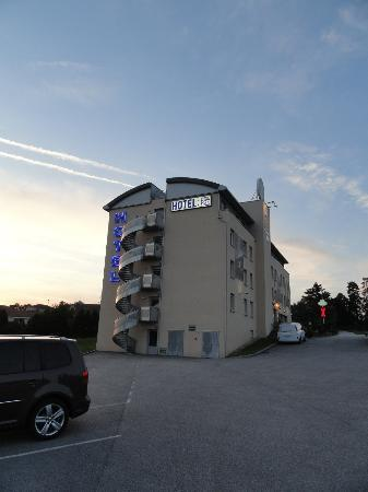 Ibis Budget Limoges Nord: outside