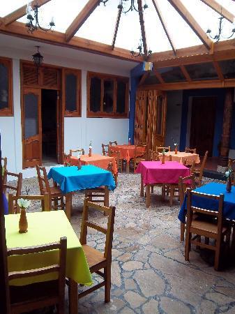 Hotel Rincon de Cuca : desayunador
