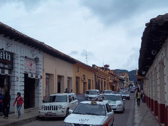 Hotel Rincon de Cuca : El barrio