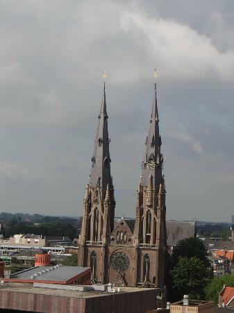 Pullman Eindhoven Cocagne: View from Room