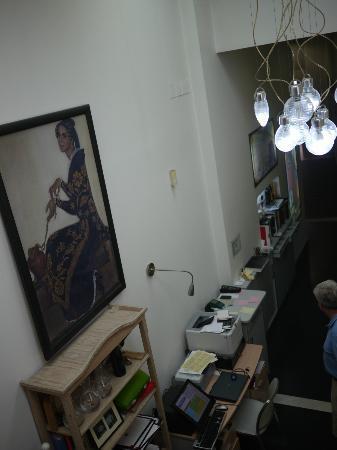 Restaurante la Viuda Rica: Vista del restaurante