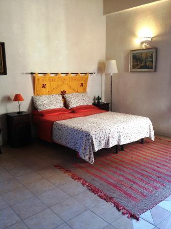Corte San Giuseppe B&B : Angolo letto