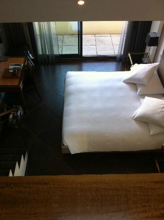 Hotel d'Alleves: room