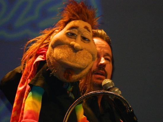 Terry Fator - The Voice of Entertainment: Duggie