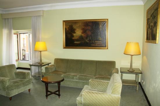 Hotel Palacio de Valderrabanos: Estar hab127