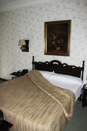 Hotel Palacio de Valderrabanos: Dormitorio hab 127