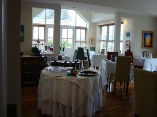 Castlewood House : Breakfast room