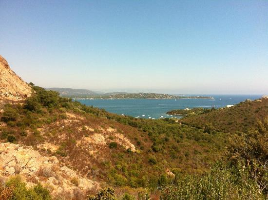 U Pirellu Residence: Blick vom Haus