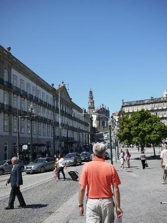 InterContinental Porto - Palacio das Cardosas : Fachada