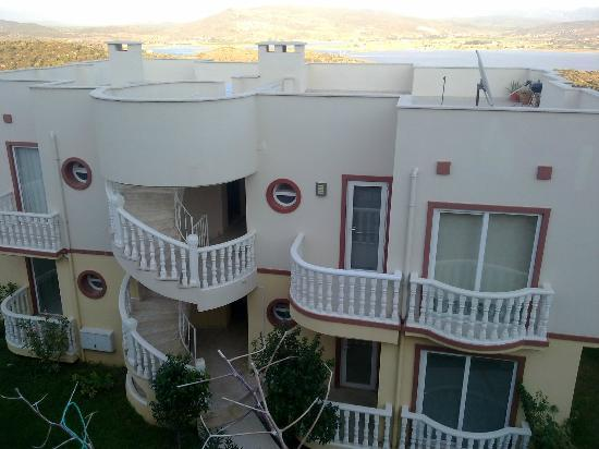 Lakeside Garden Holiday Village : Appartments