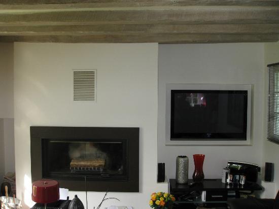 L'Oree de Giverny: B+B Lounge