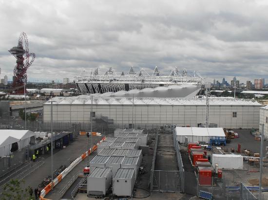 Ibis London Stratford: Olympic Park Stadium