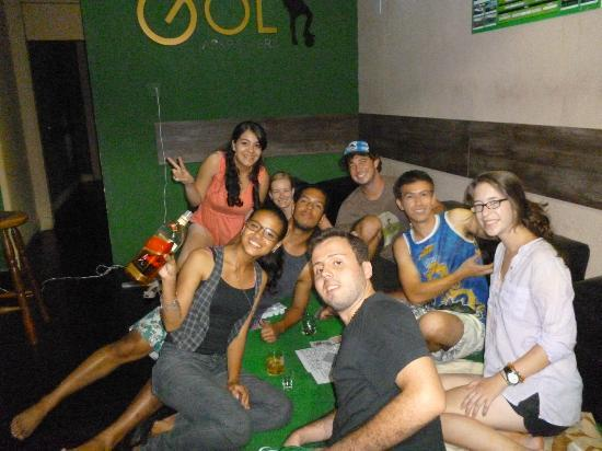 GOL Backpackers Manaus: TV Room
