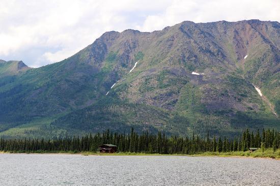 Iniakuk Lake Wilderness Lodge: our cabin