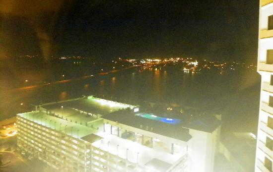 IP Casino Resort Spa - Biloxi: FIRST NIGHT ROOM VIEW