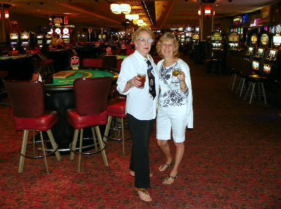 IP Casino Resort Spa - Biloxi: GLORIA AND CHRISY