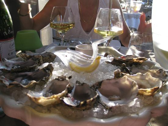 L'Oree de Giverny: Oysters-Superb