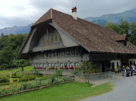 Brienz, Zwitserland: Ballenberg Open-Air Museum