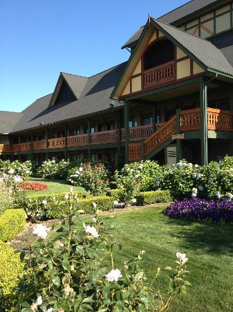 BEST WESTERN Windsor Inn: exterior of hotel