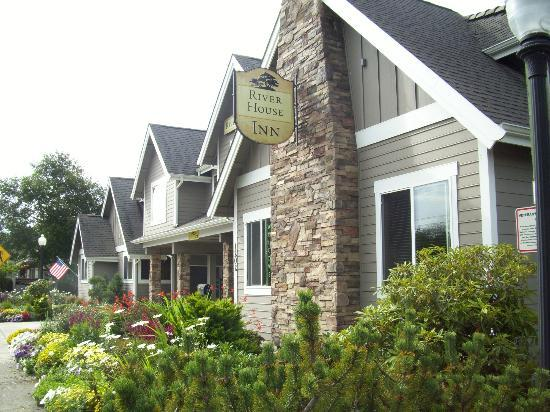 River House Inn: Cute Motel