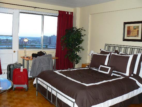 Appartements Trylon : Appartement pièce principale