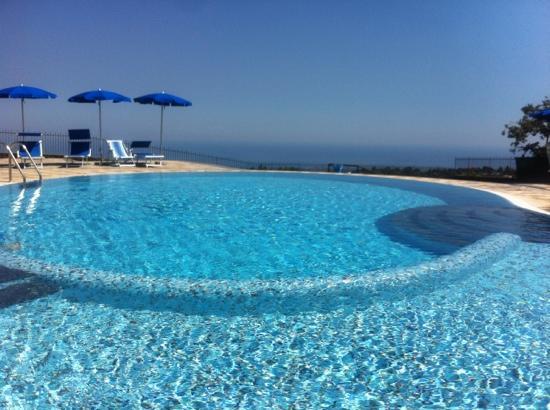 Antico Borgo Petralia: piscina
