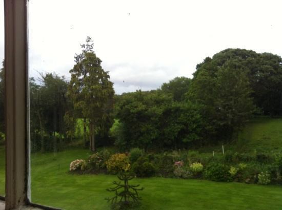Stokyn Hall Bed & Breakfast: east window