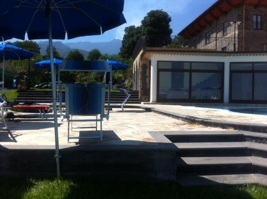 Antico Borgo Petralia: piscina2