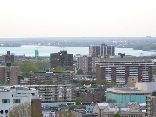 Appartements Trylon : Vue ST Laurent